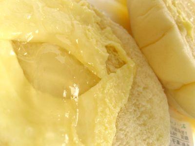 サークルKサンクス--ふんわり白パン(はちみつ&マーガリン)~まごころ仕込み おいしいパン生活・フジパン~。