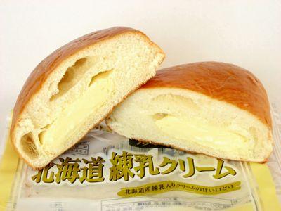 神戸屋--丹念熟成 北海道練乳クリーム。