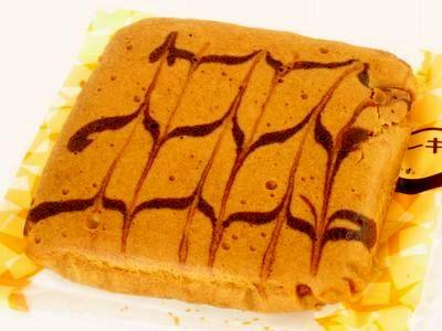 Pasco--塩キャラメル蒸しケーキ。