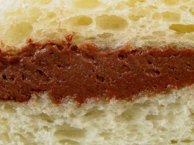 ヤマザキ--こだわりの塩チョコパン。