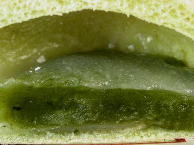 サークルKサンクス--よもぎあんぱん~まごころ仕込み おいしいパン生活(山崎製)~。