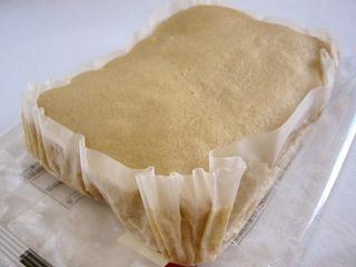 ファミリーマート こだわりパン工房 なめらかコーヒー蒸しパン。