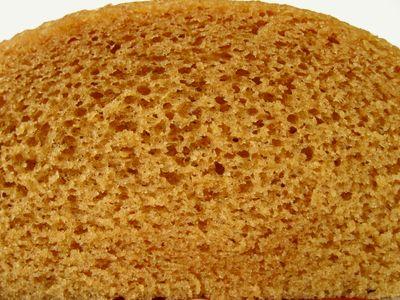 木村屋--アーモンドメープルむしケーキ。