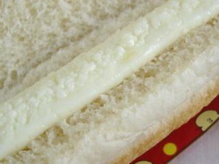 のっぽパン--りんご(今冬限定)。