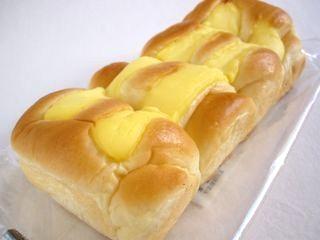 ヤマサキ--おいしさ宣言 チーズクリームペストリー。