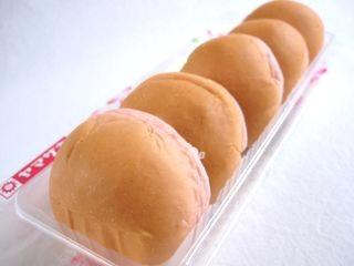 ヤマサキ--薄皮 桜あんぱん。