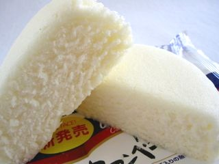 Pasco--白いカマンベールケーキ。