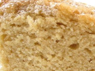 ミスタードーナッツ--メープルマフィン。