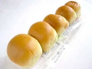 ヤマザキ--薄皮 うぐいすあんぱん(5個入り)。