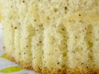 Pasco--レモンティーのシフォンケーキ。