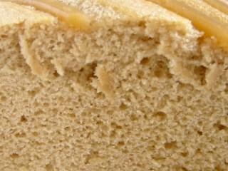 ローソン--キャラメル蒸しケーキ(とっておき宣言・山崎製パン)。