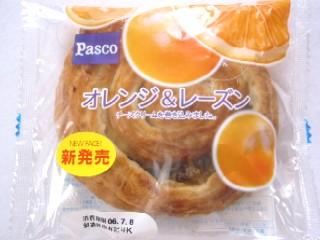 Pasco--オレンジ&レーズン。