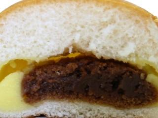 第一パン--チョコカステラ&カスター。