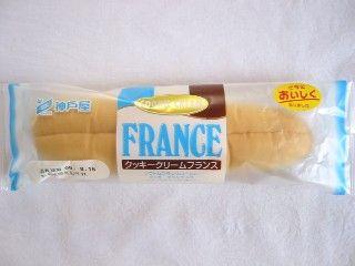 神戸屋--クッキークリームフランス。