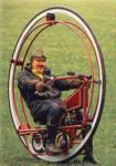 一輪バイク モノサイクル