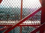 東京タワー階段上る