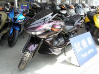 ホンダDN-01 クルージング