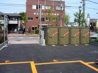 バイク駐車場 バイクガレージ