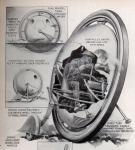水陸両用 一輪バイク