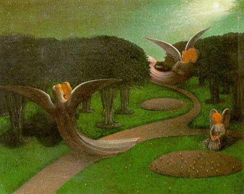 奇妙な絵画