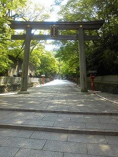 枚岡神社1