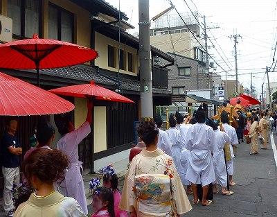 千本釈迦堂、晴明祭047.JPG晴明祭