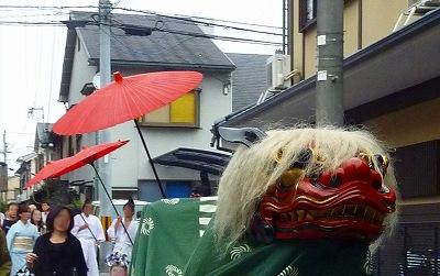 千本釈迦堂、晴明祭059.JPG晴明祭