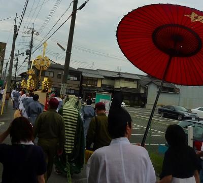千本釈迦堂、晴明祭069.JPG晴明祭
