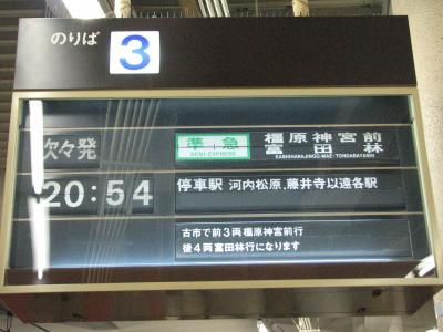 阿部野橋駅