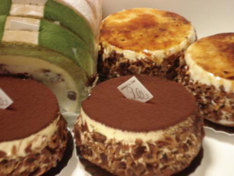 ル・クールのケーキ