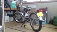 収納バイク