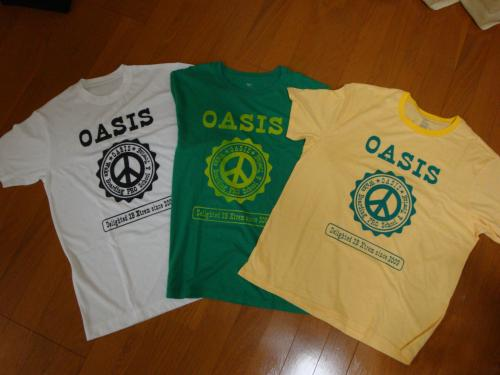 oasis 7-11 OASIS T