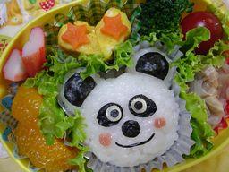 パンダちゃん弁当