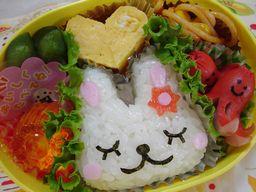 うさちゃん弁当