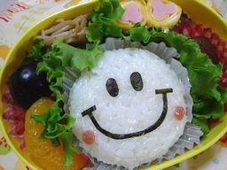ニコちゃん弁当