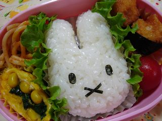 Miffy弁当