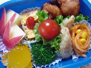 校外学習のお弁当♪