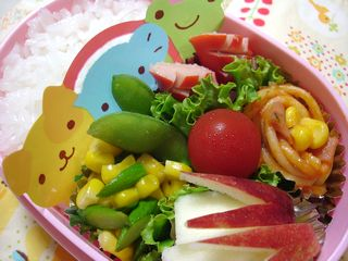 2007.9.10のお弁当♪