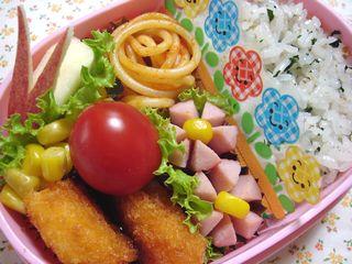 2007.9.27のお弁当♪