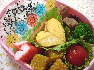 2007.10.3のお弁当♪