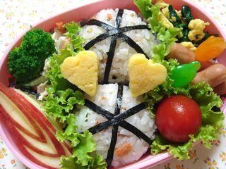2007.10.9のお弁当♪