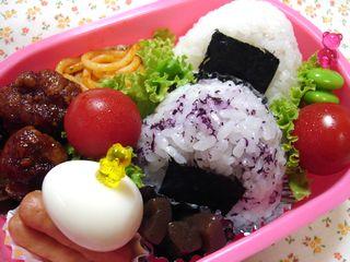 2007.10.10☆遠足のお弁当♪