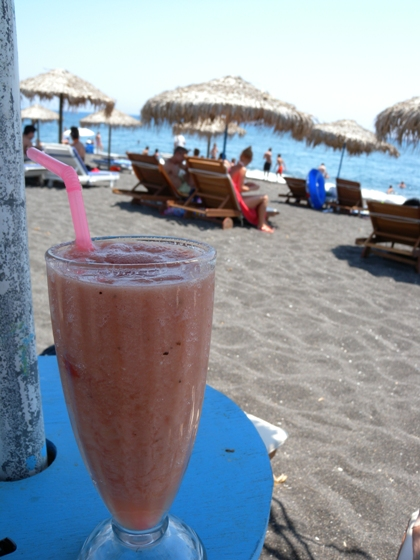 GREECEビーチとワイン (4)