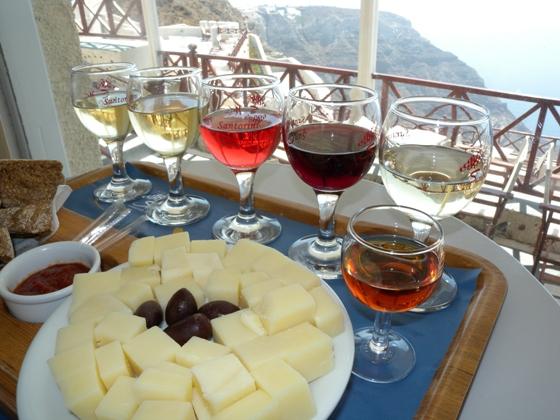 GREECEビーチとワイン (5)