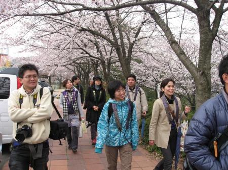 2009-桜遍路旅