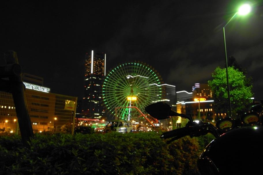横浜にて2
