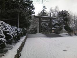 北海道神宮 第二鳥居1