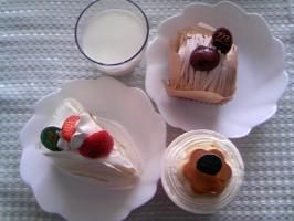 morimoto ケーキ