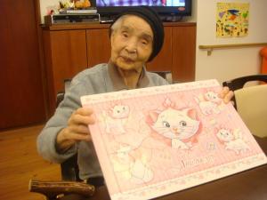 パズル大好き 97歳です