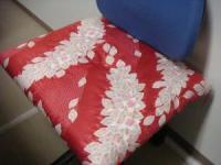 手作り座布団